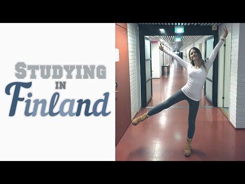 Как дела с учёбой в Финляндии?