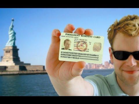 Грин карта (green card): все способы получить грин карту