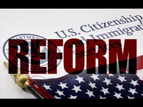 Иммиграционная реформа в США