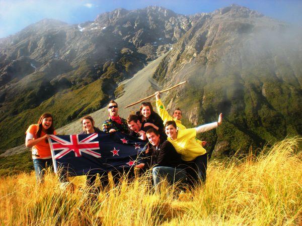 Новая Зеландия вводит пятилетнюю студенческую визу