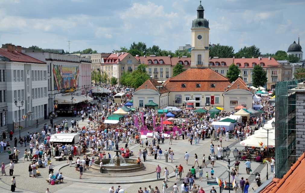 Белосток признан лучшим городом для жизни в Польше по оценке Еврокомиссии