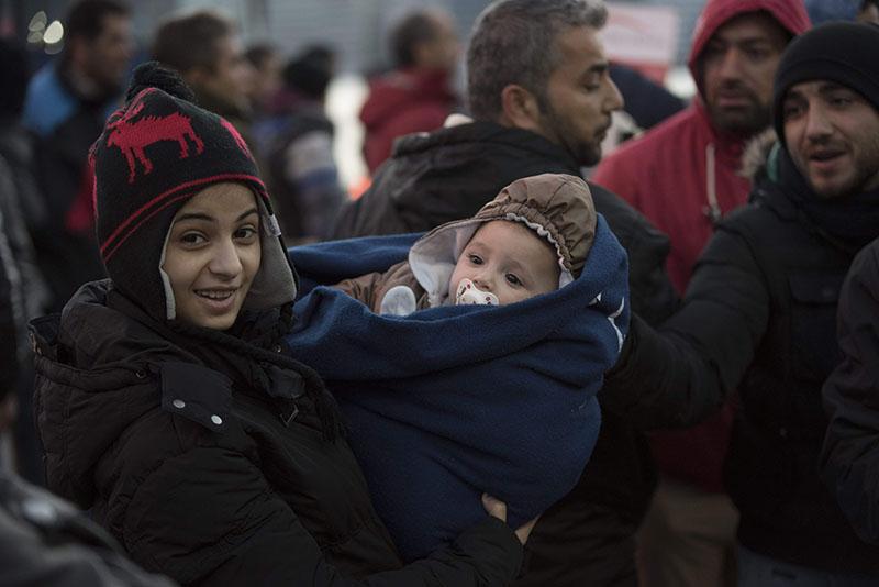 Норвегия заплатит деньги беженцам, которые добровольно вернутся на родину
