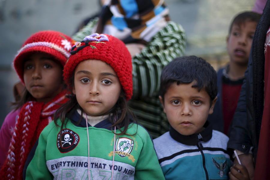 Десятки тысяч детей-мигрантов потерялись в Европе