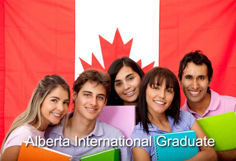 Иммиграция в Канаду по программе провинции Альберта International Graduate Category