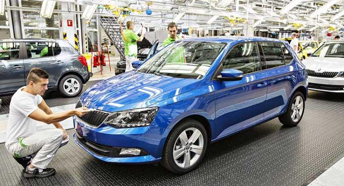 Чешские производители автомобилей испытывают нехватку рабочих