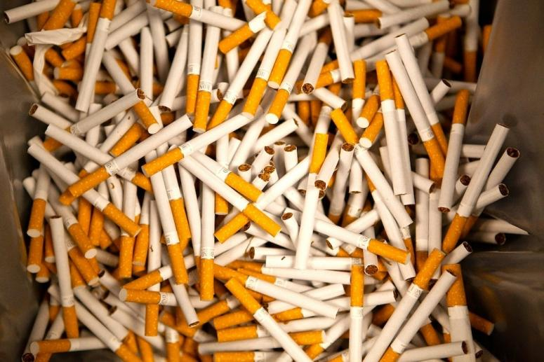 В Польше нелегалы эксплуатировались на подпольном производстве сигарет