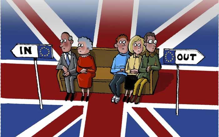 Великобритания выходит из Евросоюза
