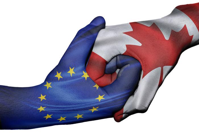 Канада и ЕС договариваются о свободной торговле