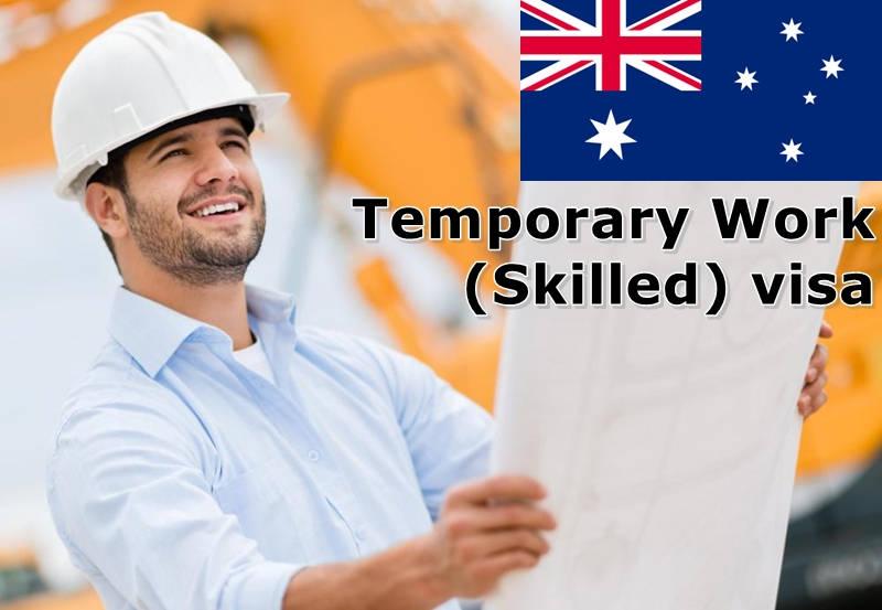 Работа в Австралии по визе Temporary Work (Skilled) (subclass 457)