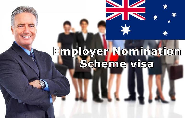 Постоянное место жительства в Австралии по рабочей визе Employer Nomination Scheme (subclass 186)