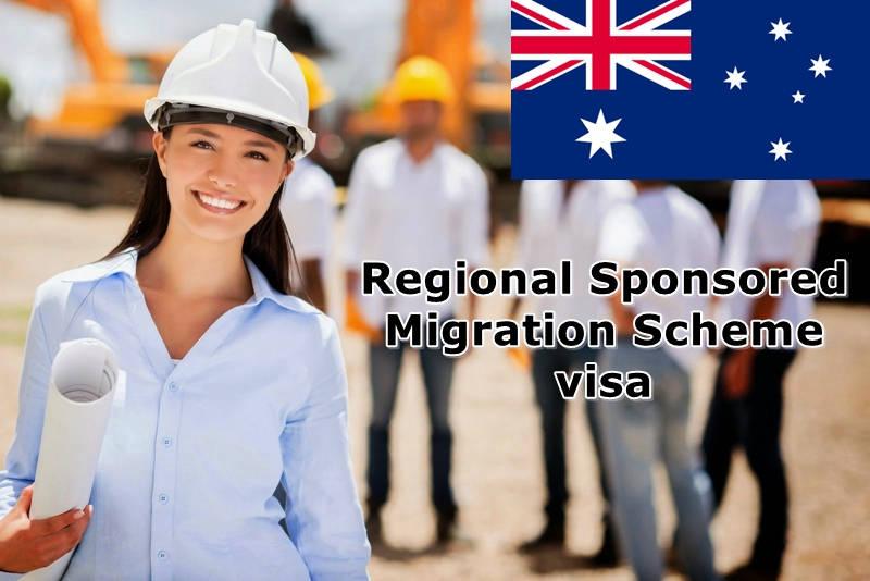 Иммиграция в Австралию по визе Regional Sponsored Migration Scheme (subclass 187)