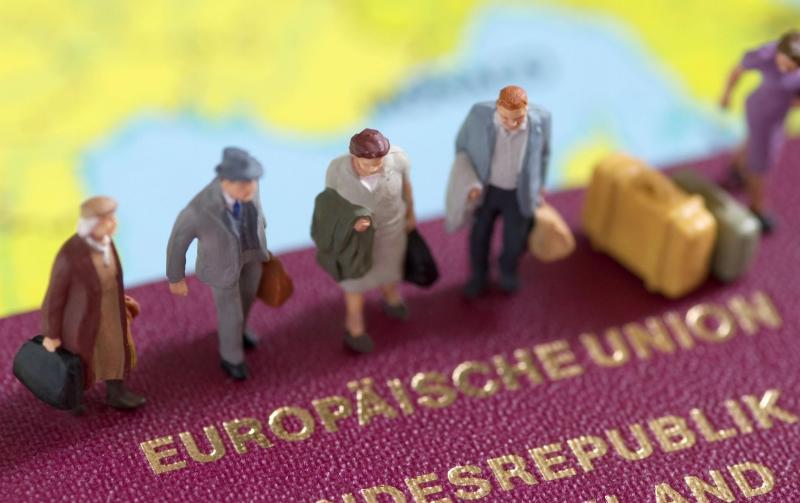 Иммиграция в Германию достигла рекордного уровня