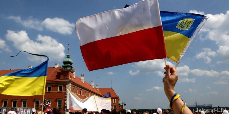 В Польше создан профсоюз украинцев