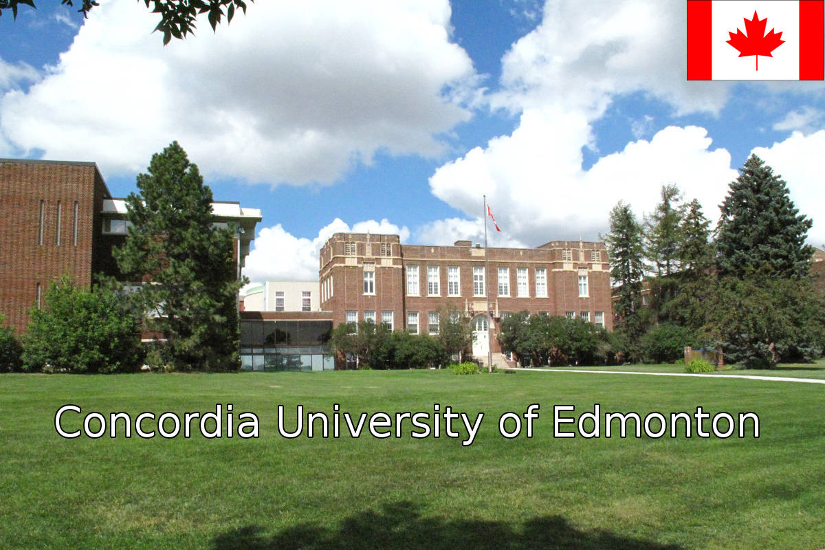 Университет Конкордия в Эдмонтоне, Альберта