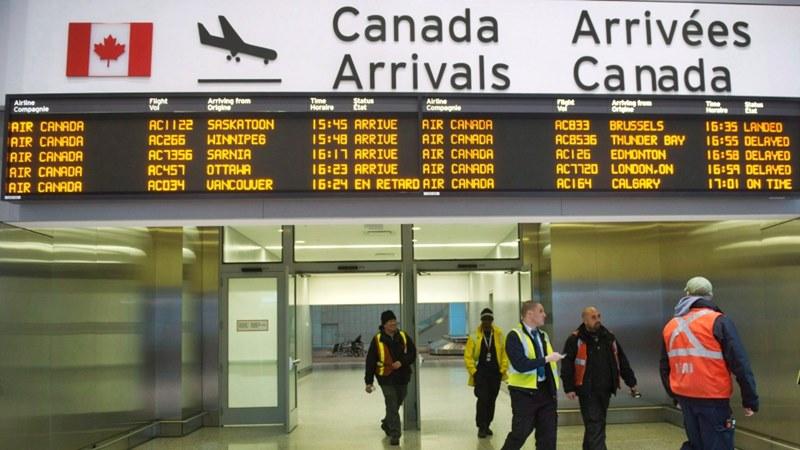 Канада изменяет правила въезда в страну