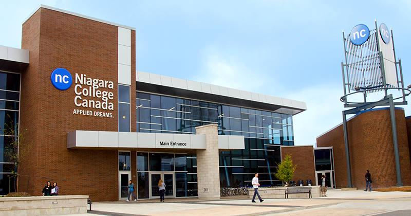 Колледж Ниагара в провинции Онтарио