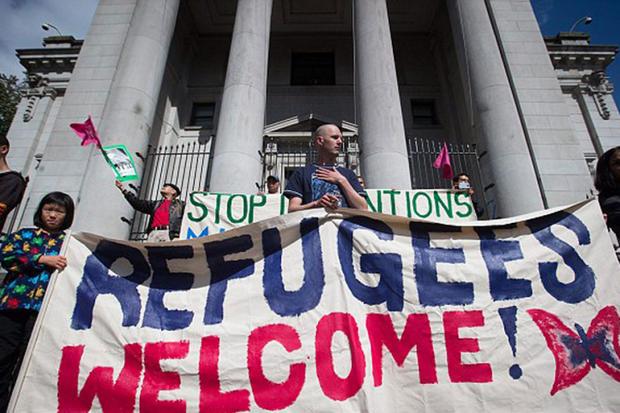 США увеличат прием беженцев на 30%
