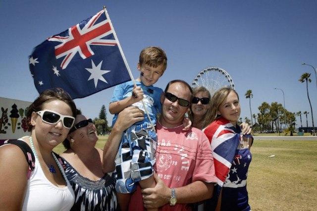 Новая Зеландия приняла рекордное число иммигрантов