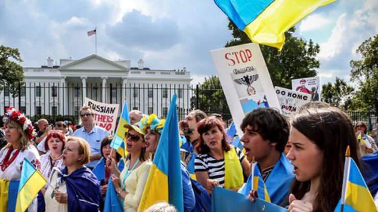 Американские украинцы разочарованы Трампом из-за его пророссийской позиции