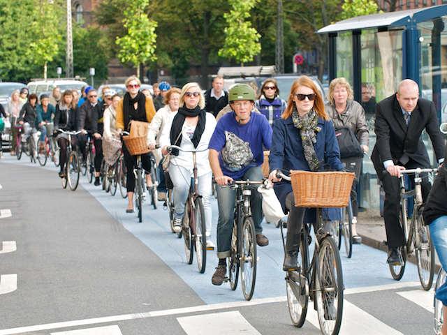Копенгаген признан лучшим в мире городом для жизни