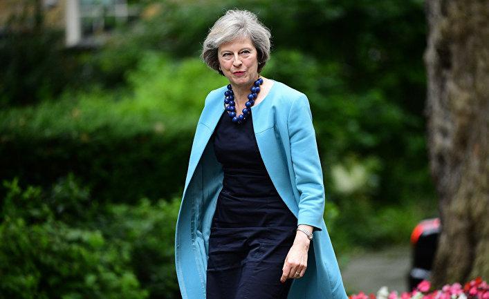 Тереза Мэй пообещала сохранение прав граждан ЕС в Великобритании после Brexit