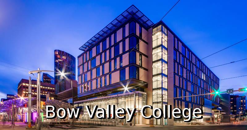 Колледж Bow Valley в Калгари