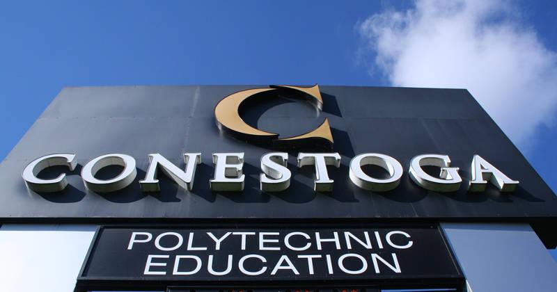 Conestoga College в Онтарио