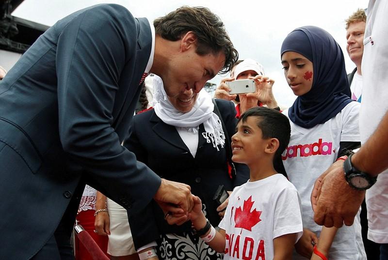 Канадцы все еще позитивно относятся к иммиграции