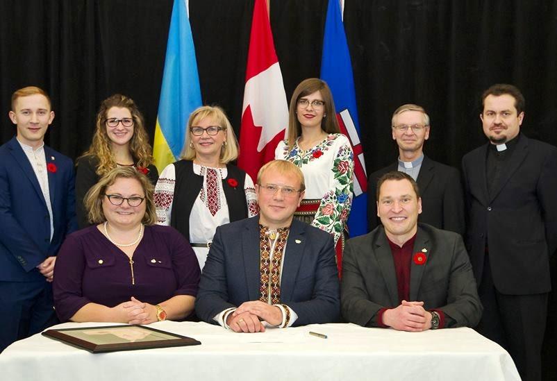 В канадской провинции появился официальный праздник украинцев