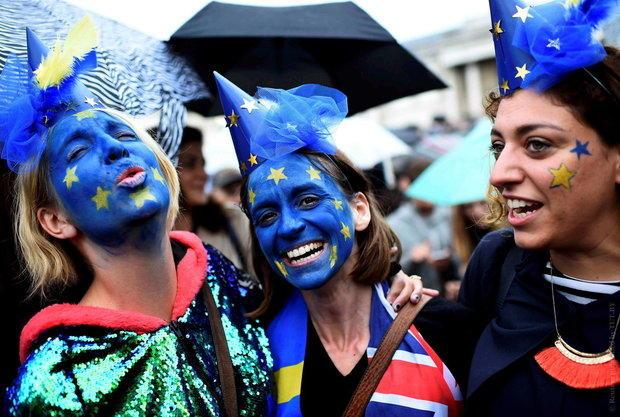 51% британцев хотят остаться в Евросоюзе