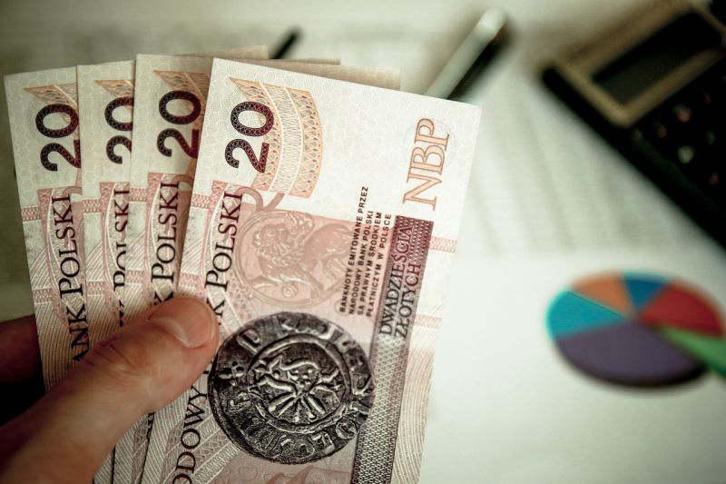 В Польше среднемесячная зарплата выросла до 978 евро