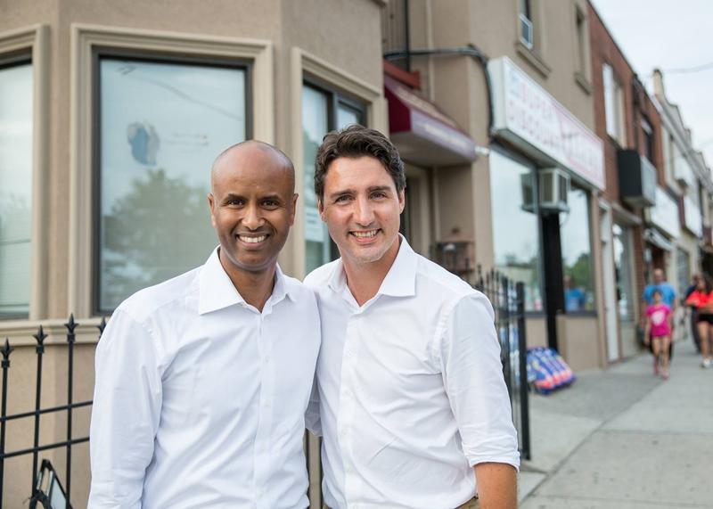 Иммигрант стал министром иммиграции Канады