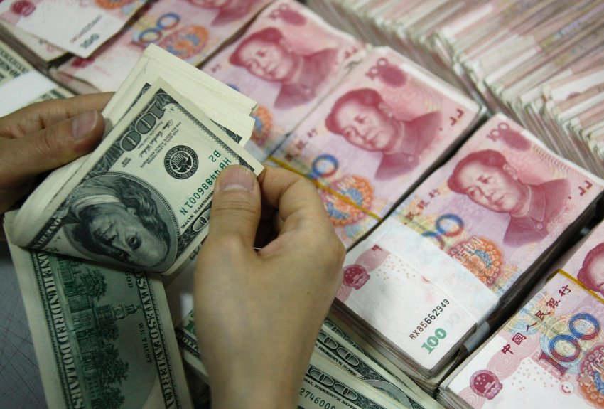 Китай ужесточил правила вывоза иностранной валюты за рубеж