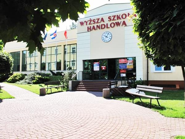Европейское высшее образование в академии Wyższa Szkoła Handlowa в Радоме, Польша.