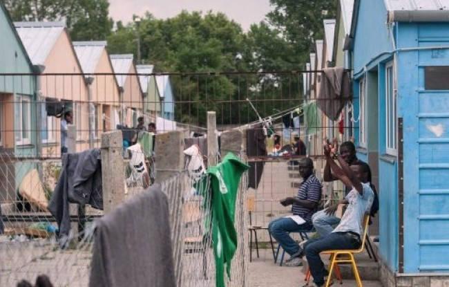 В Венгрии в лагере для беженцев около 100 мигрантов объявили голодовку
