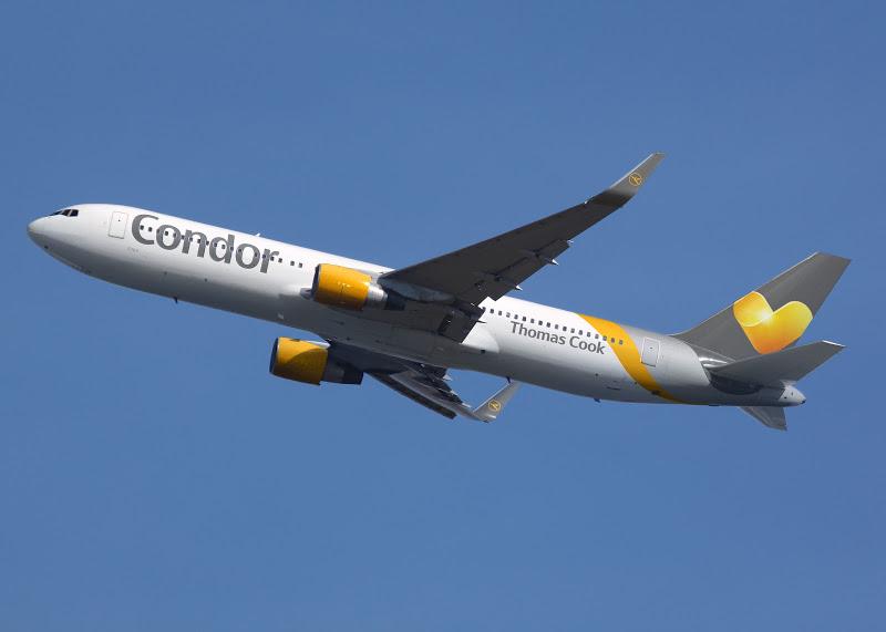 Немецкий лоукостер Condor Airlines запустил авиарейсы между США и Украиной