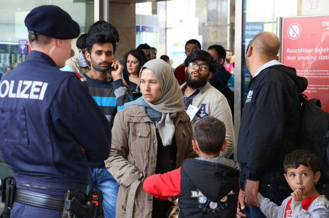 Австрия, Венгрия и Польша могут быть оштрафованы за отказ принимать мигрантов