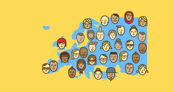 73% молодых европейцев считают, что иммиграция обогащает общество
