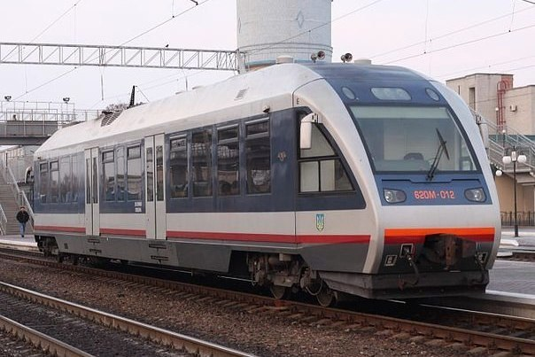 12 июня 2017 г. начнет ходить поезд Ковель-Холм
