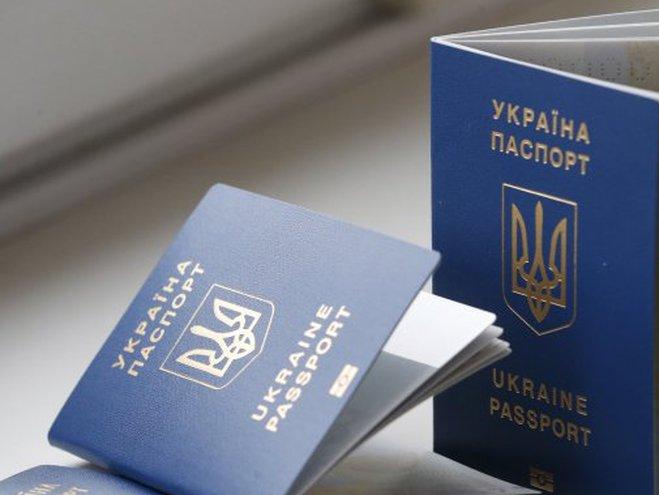 В Украине за 5 месяцев оформлено более 1 миллиона биометрических паспортов
