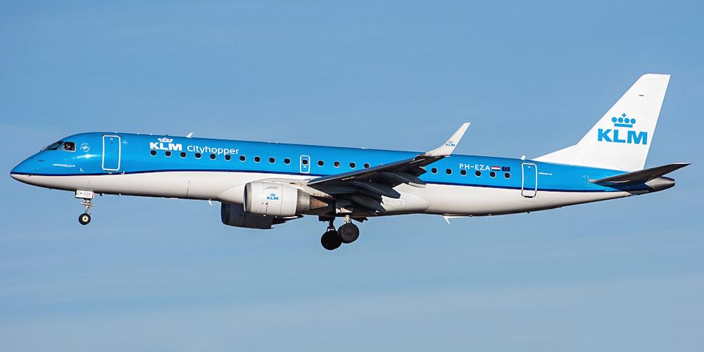 Авиакомпания KLM объявила распродажу билетов из Украины в честь безвиза