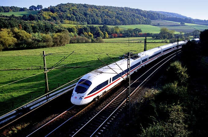 Украина планирует запустить в Беларусь и Балтию поезд «пяти столиц»
