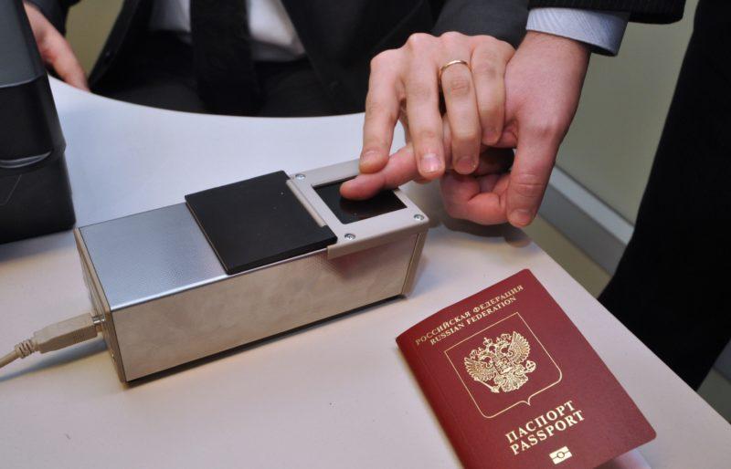 Граждане России будут проходить биометрическую проверку при въезде в Украину