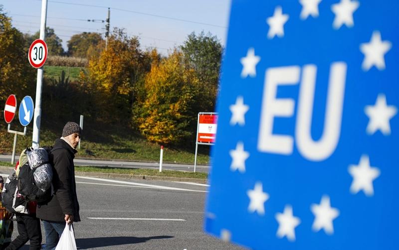 Евросоюз вводит новую систему въезда и выезда граждан третьих стран в Шенгенскую зону