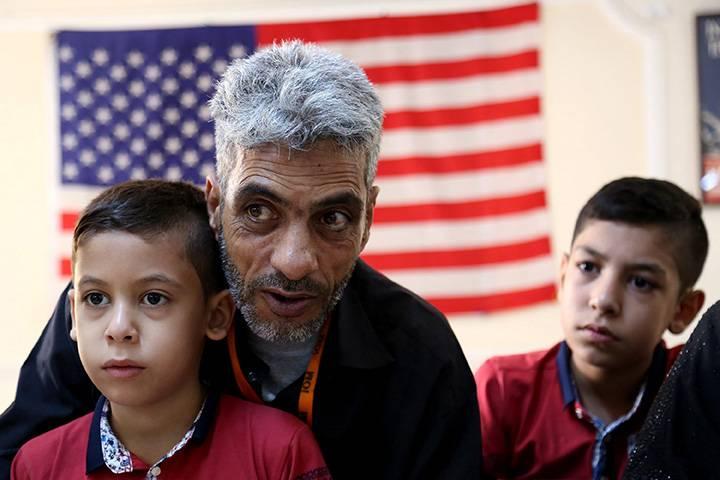 В США уже исчерпан лимит по приему беженцев в 2017 г.