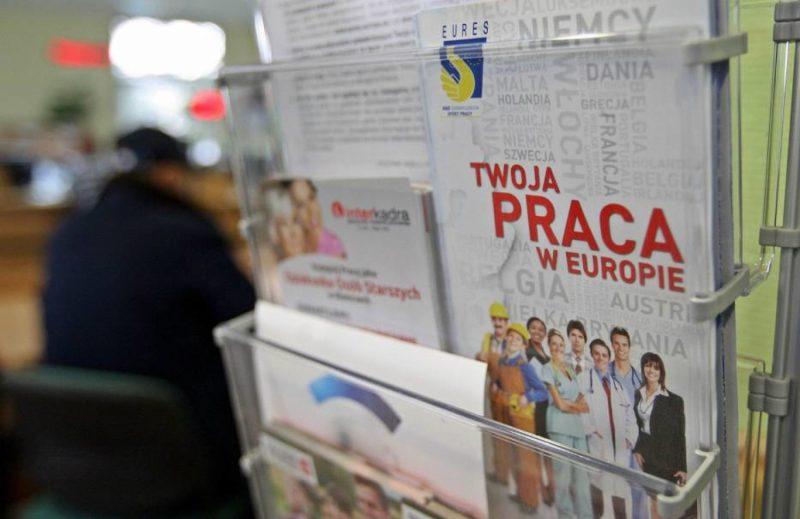 В этом году число иностранцев, претендующих на ВНЖ в Польше уже превысило 100 000 человек