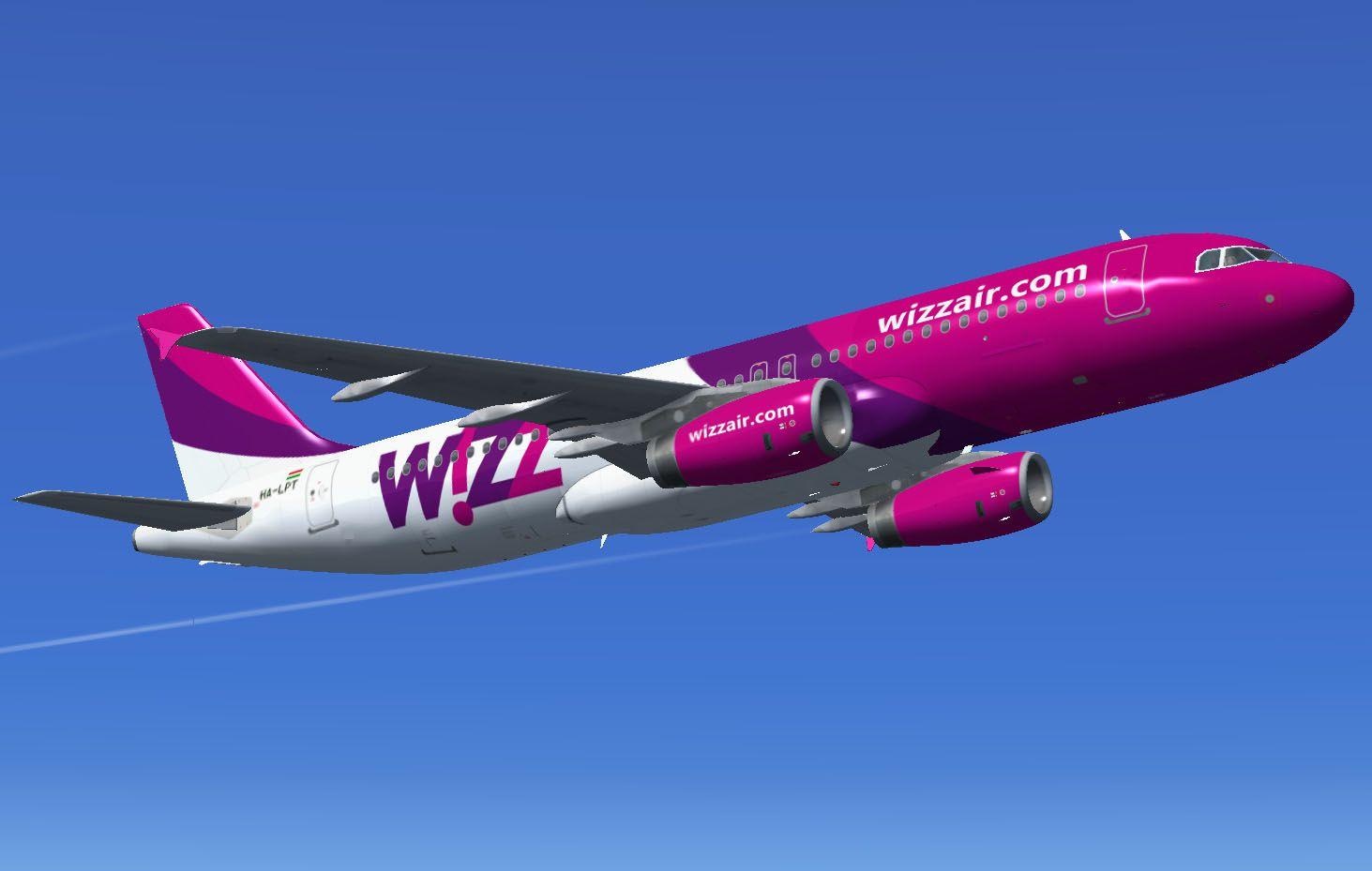 Wizz Air запускает 5 новых рейсов из Украины в Данию, Польшу и Германию