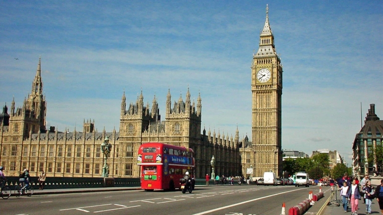 Англия. Первые впечатления. Жилье в Лондоне.