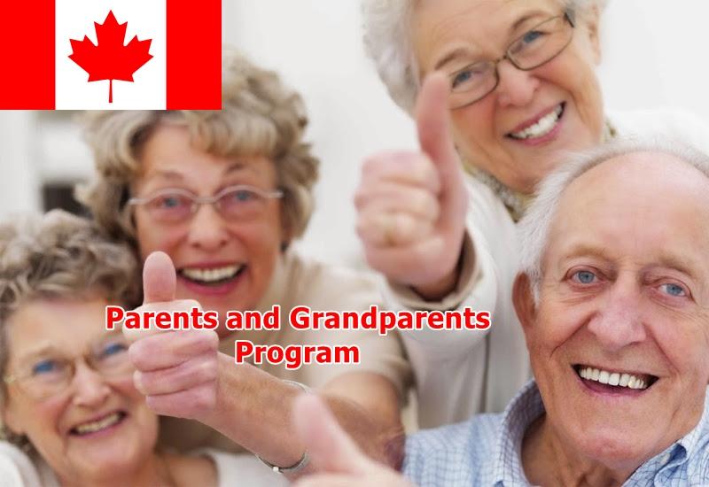 Начался второй раунд приема заявок по иммиграционной программе Канады для спонсорства родителей, бабушек и дедушек