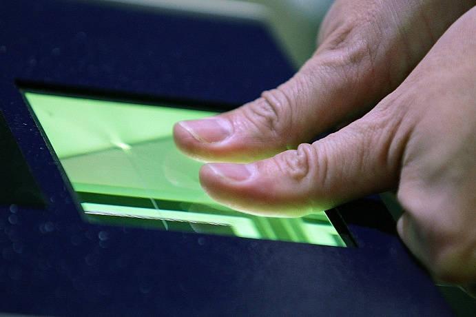 Украина на своих границах вводит биометрический контроль для иностранцев